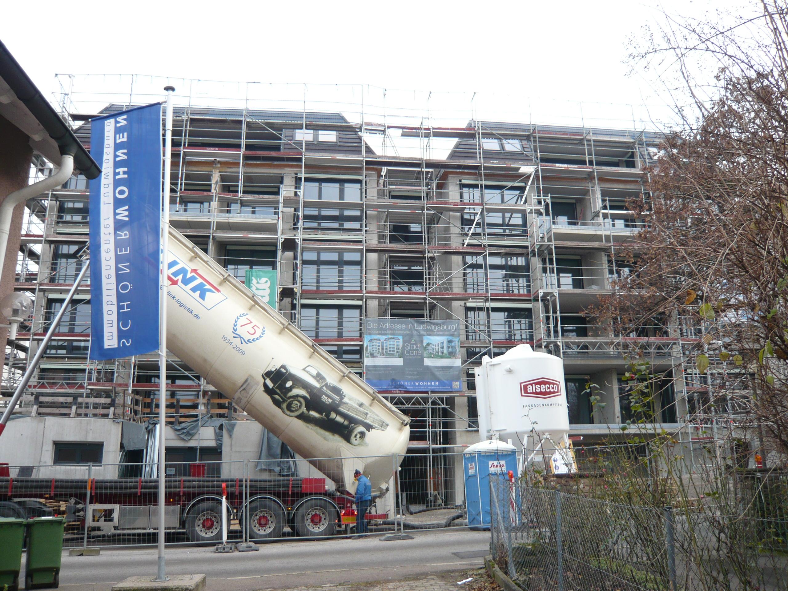 Referenz Stadt Carré In Ludwigsburg Schöner Wohnen Immobilien