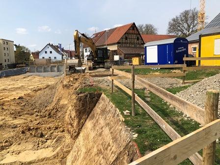 Schöner Wohnen Neubau Ditzingen Hirschlanden
