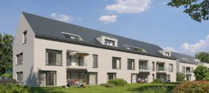 Sachsenheim Neubauwohnung KfW55