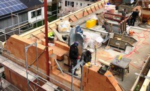 Drei Mehrfamilienhäuser in Sachsenheim im Rohbau - tolle Wohnungen zu verkaufen